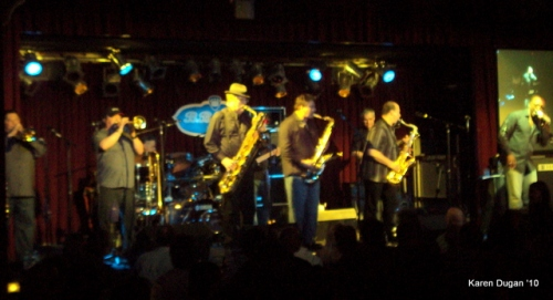Tower of Power @  B.B. Kings (03.25.10)