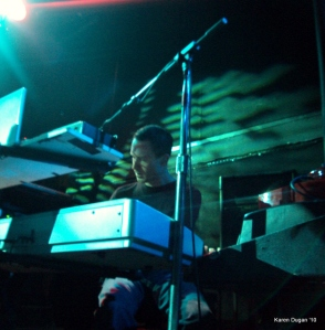 John Hruby @ Bowery Ballroom (03.26.10)