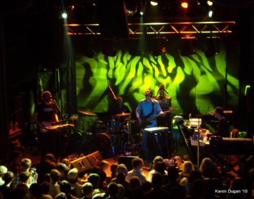 Perpetual Groove @ Bowery Ballroom (03.26.10)