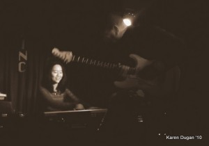 Helen Sung and Jeffery Lockhart @ The Zinc Bar
