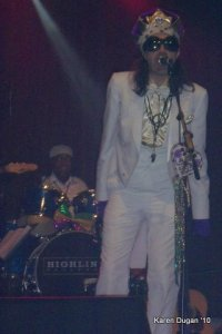 Rev. Dean Dawg & Pastuh Peace @ Highline Ballroom (04.04.10)