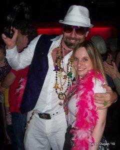 Me and Bro Jo @ Highline Ballroom (04.04.10)