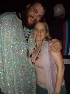 Zach Deputy & I on Jam Cruise 8