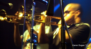 Derrick Shezbie @ Highline Ballroom (04.10.10)
