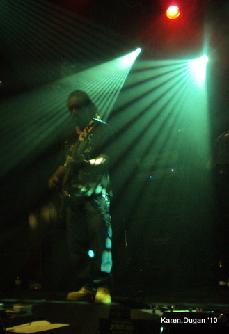 Nick Daniels III @ Highline Ballroom (04.01.10)