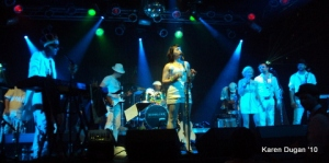 Brother Joscephus and the Love Revival Revolution @ Highline   Ballroom (04.04.10)