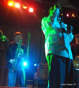 Skerik and Nigel Hall @ Rock The Resort II