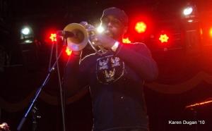 Chris Littlefield @ The Brooklyn Bowl