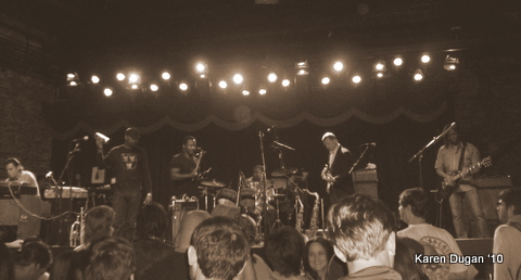 Karl Denson's Tiny Universe @ The Brooklyn Bowl