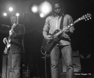 Chris Stillwell and Brian Jordan @ The Brooklyn Bowl