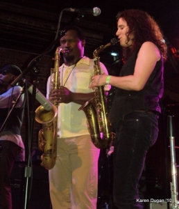 Karl Denson & Jessica Lurie @ The Brooklyn Bowl