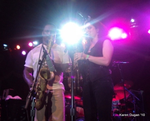 Karl Denson and Jessica Lurie @ The Broooklyn Bowl