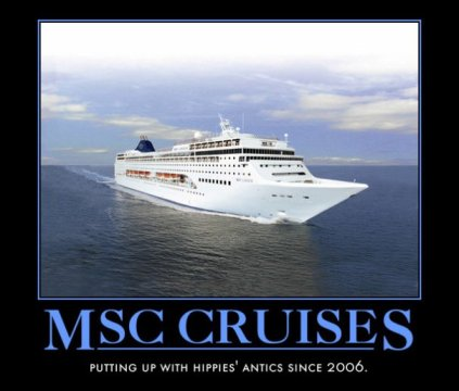Thank you Cloud 9 Adeventures and MSC Crusies!!