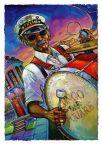 2010 Congo Square Poster by Terrance Osborne