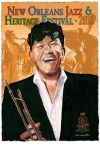 JAZZ FEST 2010 Poster By Tony Bennett