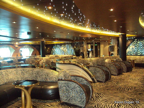 The Zebra Bar!