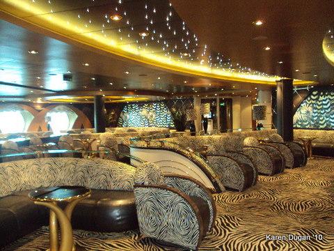 The Zebra Bar!