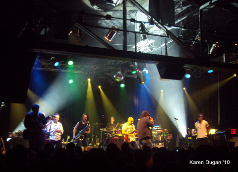 Ozomatli and Rubblebucket @ Highline Ballroom