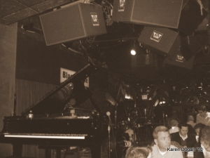 Inside The Blue Note ~ Chick's Set Up