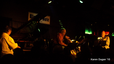 Chick Corea, Eddie Gomez, and John Scofield @ The Blue Note