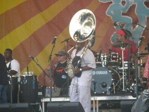 Kirk Joseph's Backyard Groove
