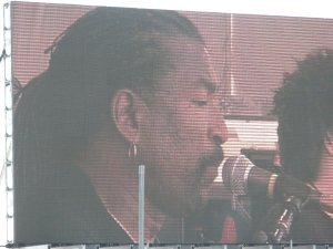 Raymond Weber @ Acura Stage, Jazz Fest 2010