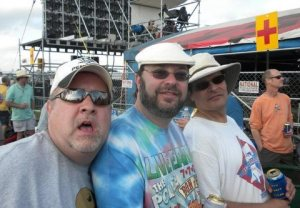 Easy D and friends @ Jazz Fest 2010