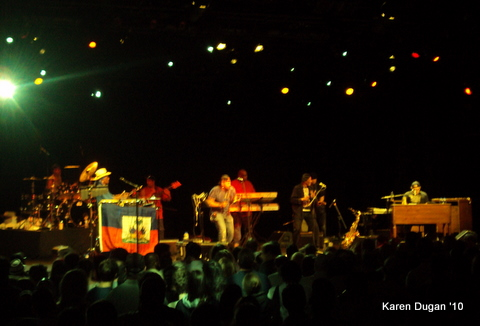 The Neville Brothers @ The Nokia Theater