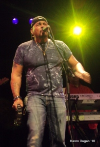 Aaron Neville @ The Nokia Theater