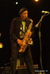 Charles Neville @ The Nokia Theater