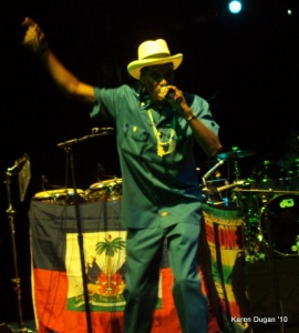 Cyril Neville @ The Nokia Theater