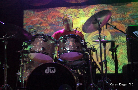 Bill Kreutzmann @ The Brooklyn Bowl