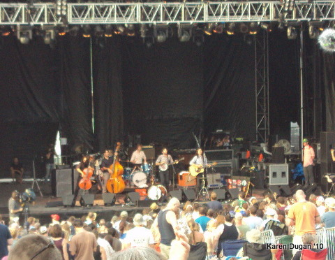 The Avett Brothers @ Mountain Jam (Main Stage)