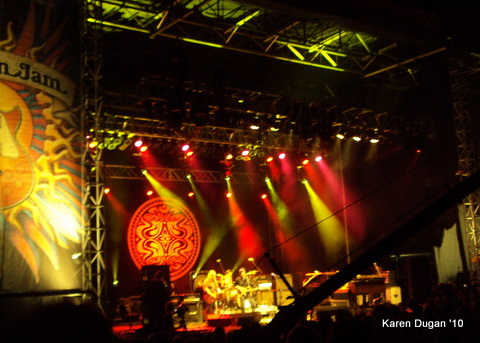 Gov't Mule @ Main Stage