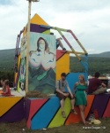 Art Installation @ Mountain Jam