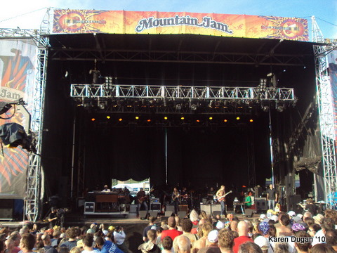 The Derek Trucks & Susan Tedeschi Band @ Mountain Jam