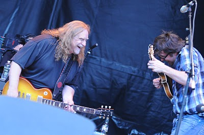Warren Haynes and Jeff Austin @ Mountain Jam