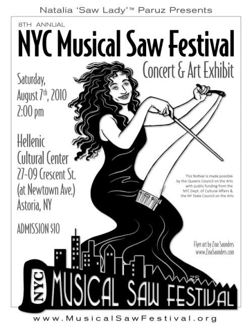 2010 Musical Saw Festival