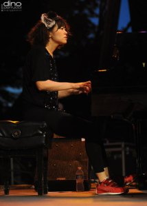 Hiromi (Photo by: Dino Perrucci)