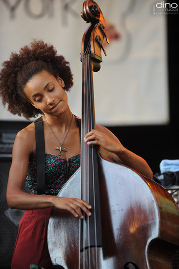 Esperanza Spalding (Photo by: Dino Perrucci)