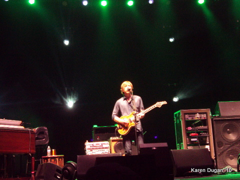 MY FIRST PHISH SHOW!!! @ Comcast Theater ~ Hartford, CT (06.18.10) (1/6)
