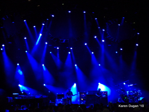Phish @ SPAC ~ Night I (06.19.10)