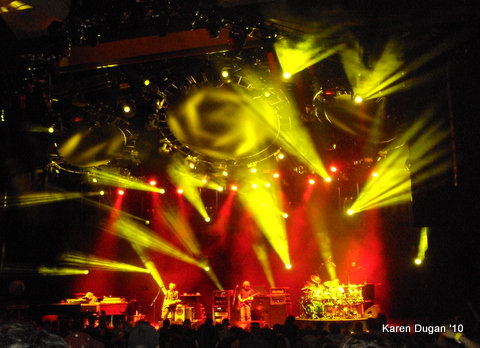 Phish @ SPAC ~ Night II