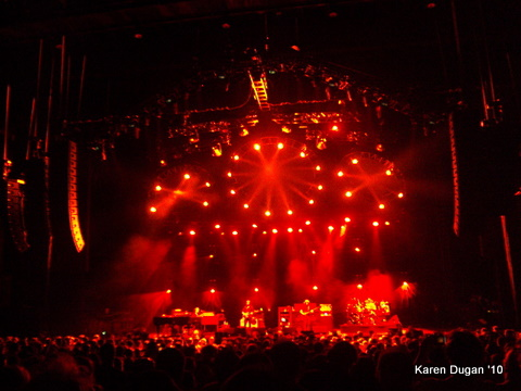 ALL ACCESS to PHISH @ Camden, NJ (06.25.10) (1/6)