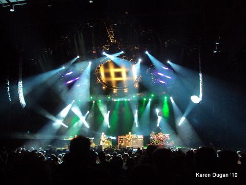 Phish @ Camden, NJ (06.25.10)