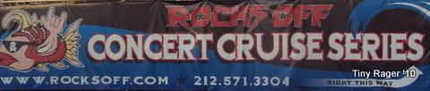 Rocks Off Cruise Ships