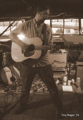 Kris Nowak-Guitar,Vocals