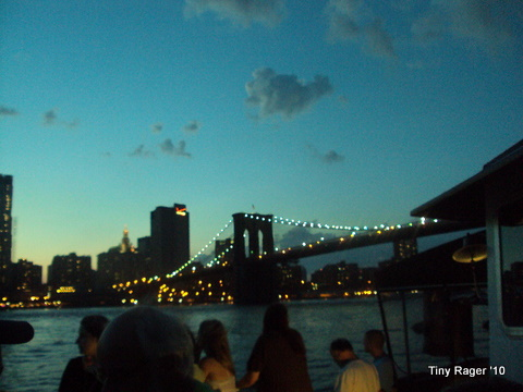 More views of the East River...