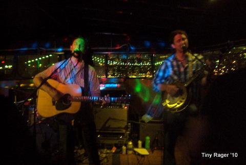 "Kris Nowak & ""Wavy"" Dave Burlingame"