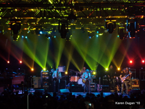Furthur @ Nokia Theater